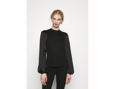 JDY JDYMAGGIE MIX - Langarmshirt - black/schwarz-P0ROX495