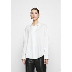 Gina Tricot BLENDA SHIRT - Hemdbluse - white/weiß