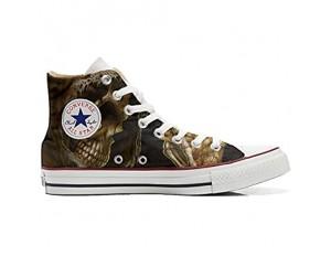 MYS Sneakers Original USA personalisiert Schuhe (Custom Produkt) Horror-Tod