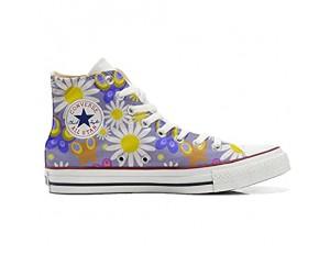Unbekannt Sneakers American USA - Base personalisierte Schuhe (Custom Produkt) Camomil Texture