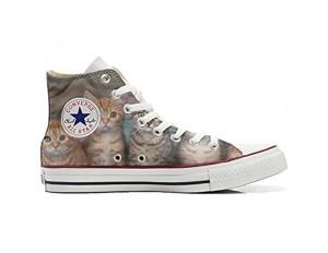 Unbekannt Sneakers Original USA personalisierte Schuhe (Custom Produkt) Puppies