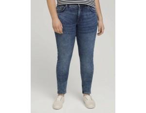 MY TRUE ME TOM TAILOR Jeans Skinny Fit - bleached blue denim/blau