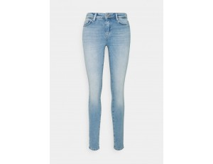 ONLY Tall ONLSHAPE LIFE - Jeans Skinny Fit - light blue denim/hellblau