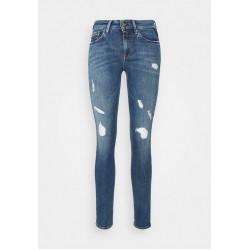 Replay NEW LUZ PANTS - Jeans Skinny Fit - medium blue/blue denim