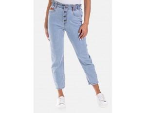 Blue Monkey Jeans Slim Fit - blau
