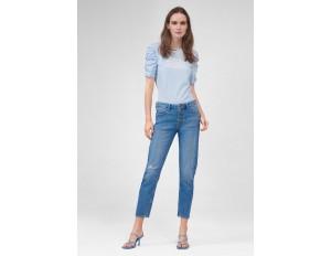 ORSAY Jeans Slim Fit - light stoned/dunkelblau