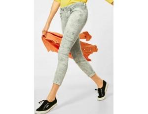 Street One Jeans Slim Fit - grün