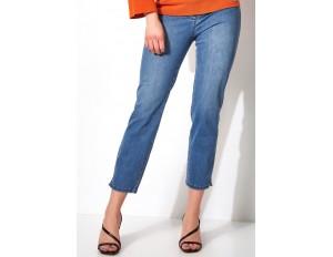 TONI Jeans Slim Fit - bleachedblueused/bleached denim