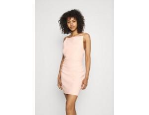 Bec & Bridge MADDISON BOAT DRESS - Cocktailkleid/festliches Kleid - peach/rosa