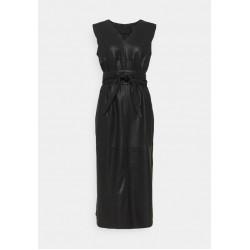 DEPECHE LONG DRESS - Cocktailkleid/festliches Kleid - black nero/schwarz