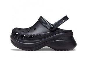 Crocs Classic Bae Clog Women Schwarz Croslite