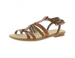 Rieker 64238 Damen Sandalen Sandaletten Sommerschuhe