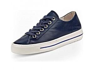 Paul Green Damen Sneaker mastercalf blau Gr. 39
