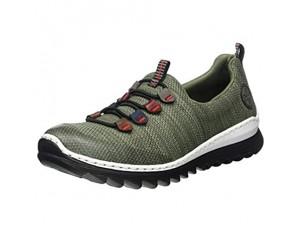 Rieker Damen M62l2 Sneaker