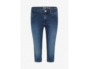 Mustang Jeans Shorts -  dark blue/dunkelblau