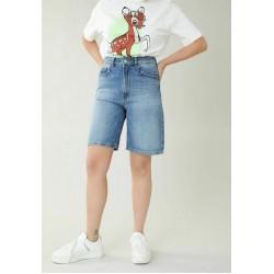 Pimkie Jeans Shorts - denimblau/blau