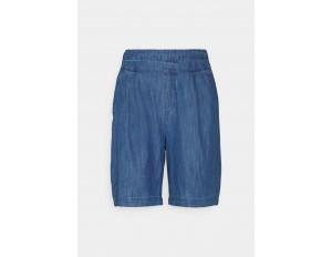Cream ENCELLA - Jeans Shorts - blue denim