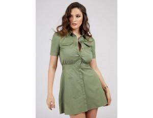 Guess Blusenkleid - grün