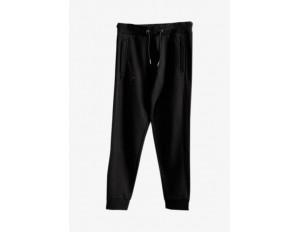Superdry Jogginghose - black/schwarz