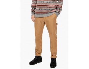 s.Oliver Cargohose - brown/beige