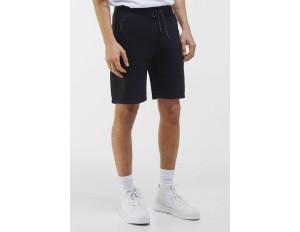 Bershka Shorts - black/schwarz