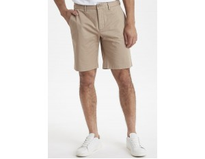 Casual Friday CFPARKER CHINO  - Shorts - silver mink/mehrfarbig