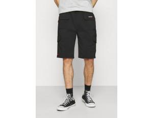 NAUTICA COMPETITION PICKET - Shorts - black/schwarz