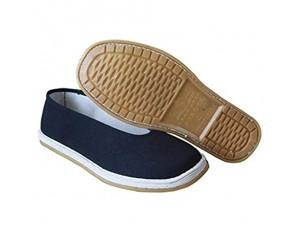 Xu-shoes Atmungsaktive Schuhe Kung Fu Schuhe - Komfortabler Herrenhausschuhe Kampfsport beiläufige chinesische Traditionen Tai Chi Schuhe (Color : Black Size : M EUR 40)