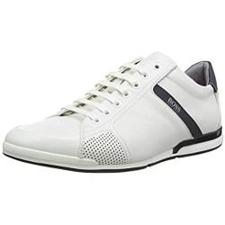 BOSS Herren Saturn_Lowp_lux4 Sneaker
