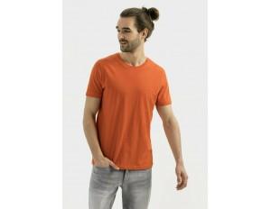 camel active T-Shirt basic - orange