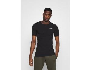 G-Star SLIM BASE R T - T-Shirt basic - black/schwarz