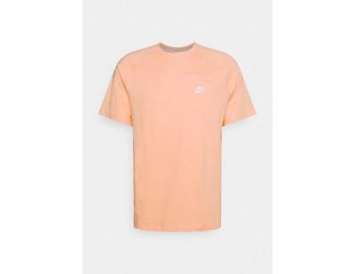 Nike Sportswear T-Shirt basic - arctic orange/white/apricot