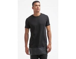 Urban Classics T-Shirt basic - black/schwarz