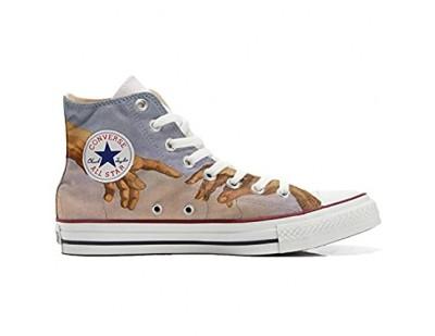 Shoes Sneakers Unisex Original USA personalisierte Schuhe (Handwerk Produkt) giudizio universale