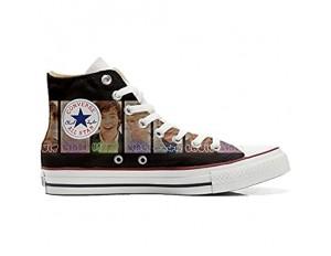 Shoes Sneakers Unisex Original USA personalisierte Schuhe (Handwerk Produkt) One Direction Size 46 EU