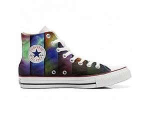 Shoes Sneakers Unisex Original USA personalisierte Schuhe (Handwerk Produkt) Space Saturno