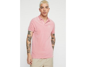 Blend Poloshirt - mineral red/rot