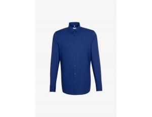 Seidensticker SLIM FIT - Businesshemd - blau