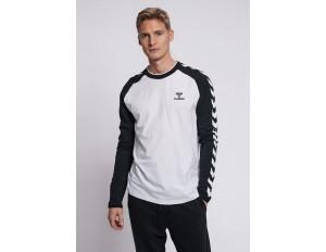 Hummel Langarmshirt - white/weiß
