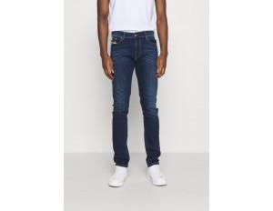Diesel D-LUSTER - Jeans Slim Fit - ewer/dark-blue denim
