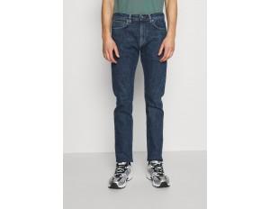 Edwin TAPERED - Jeans Straight Leg - blue denim/dark-blue denim