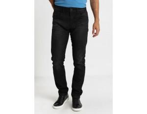 INDICODE JEANS TONY - Jeans Slim Fit - black/schwarz