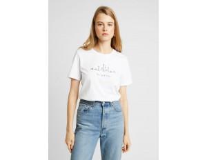 Even&Odd T-Shirt print - white/weiß