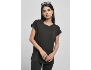 Urban Classics T-Shirt basic - schwarz