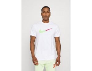 Nike Sportswear TEE BRANDRIFF - T-Shirt print - white/weiß