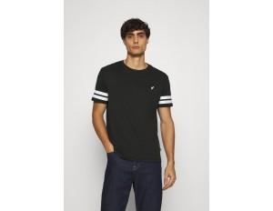 Pier One T-Shirt print - black/schwarz