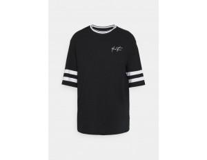 YOURTURN UNISEX - T-Shirt print - black/schwarz