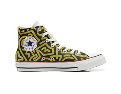 MYS Schuhe Original Original personalisierte by Handmade Shoes - Fantasia Astratta - TG46