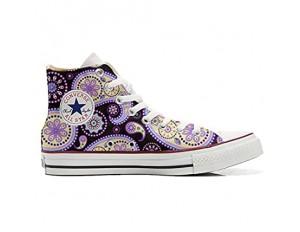 Schuhe Original Original personalisierte by MYS - Handmade Shoes - Flowery Paisley