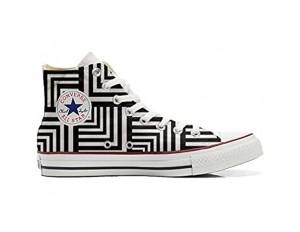 Schuhe Original Original personalisierte by MYS - Handmade Shoes - Geometric